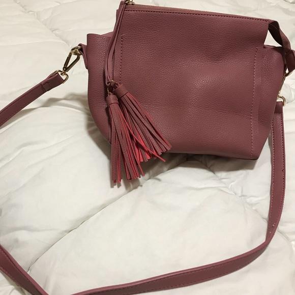 642fd60116 Nordstrom Bags | Purse With Fringe Tassel | Poshmark
